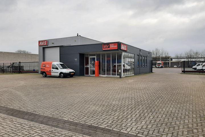 Riethil 14, Breda