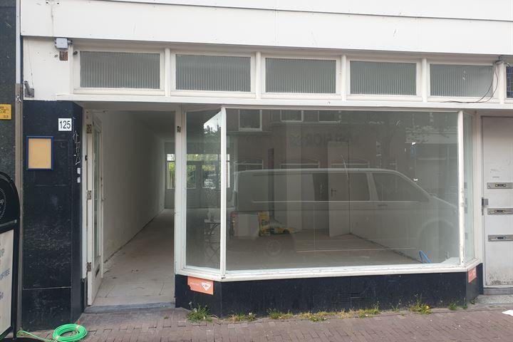 Weimarstraat 125, Den Haag