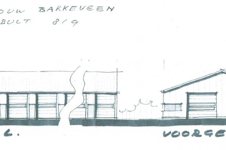 De Bult 8 B, Bakkeveen