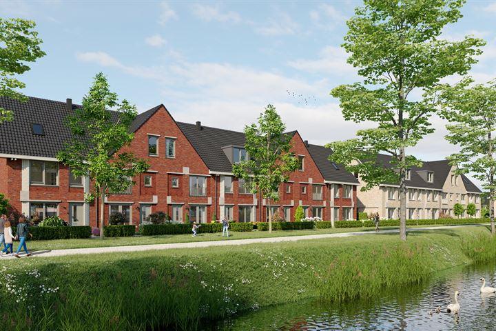 Quatrebras Park Quartier II fase 3- 52 w (Bouwnr. 172)