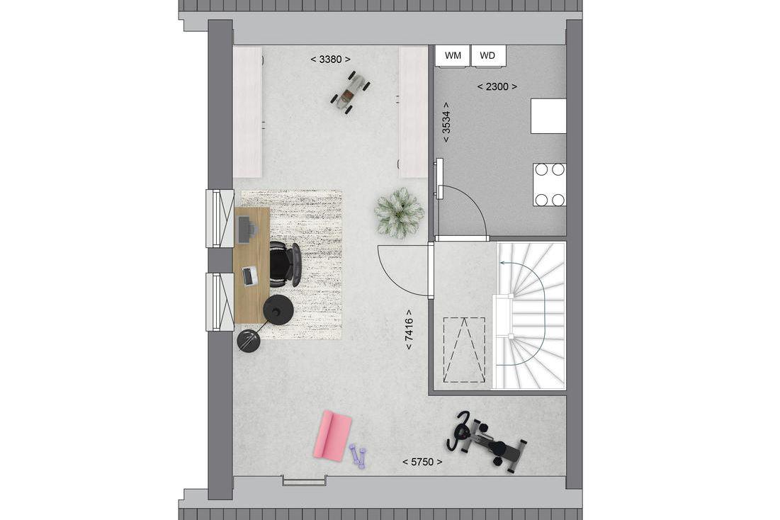 Bekijk foto 5 van Quatrebras Park Quartier II fase 3- 52 w (Bouwnr. 131)