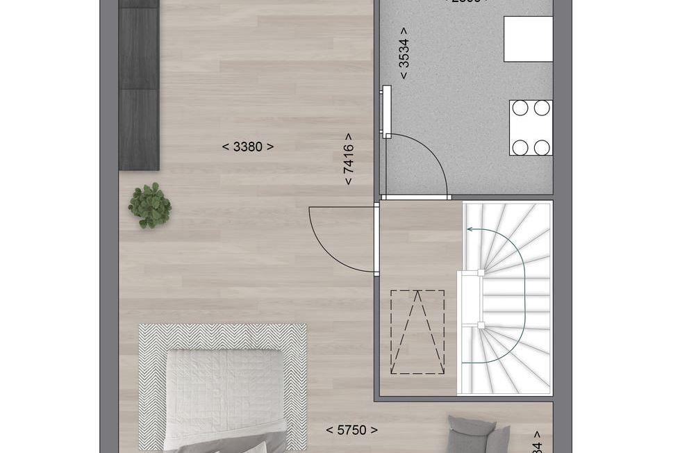 Bekijk foto 5 van Quatrebras Park Quartier II fase 3- 52 w (Bouwnr. 154)