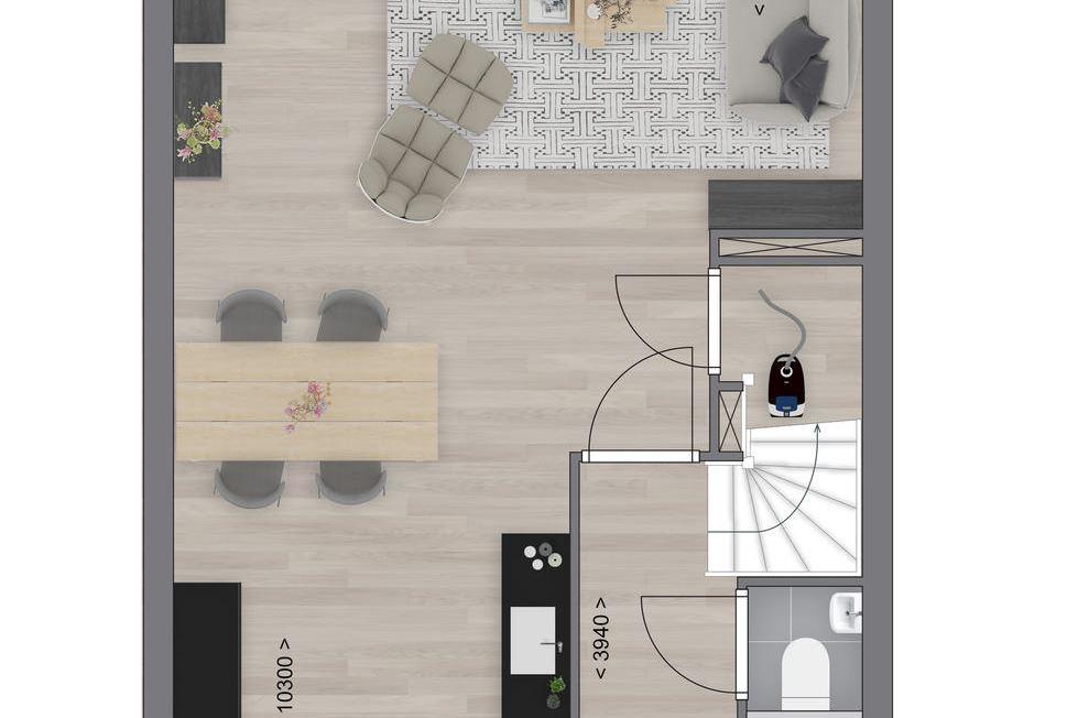 Bekijk foto 3 van Quatrebras Park Quartier II fase 3- 52 w (Bouwnr. 157)