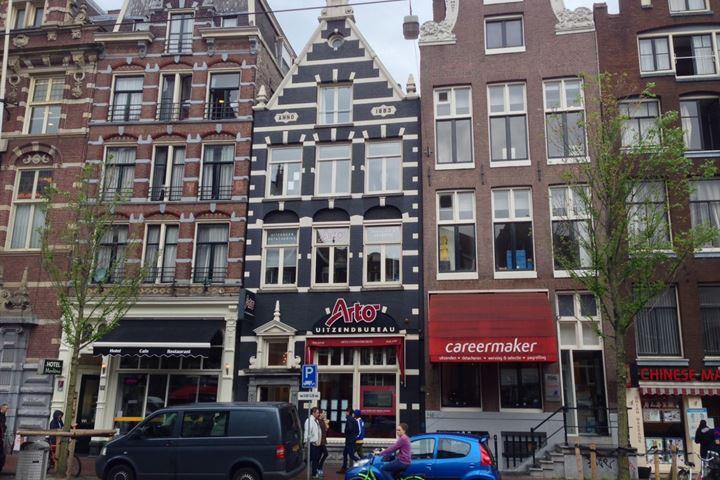 Nieuwezijds Voorburgwal 158 II, Amsterdam