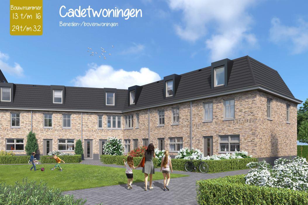 Bekijk foto 1 van Cadetwoningen (Bouwnr. 29)