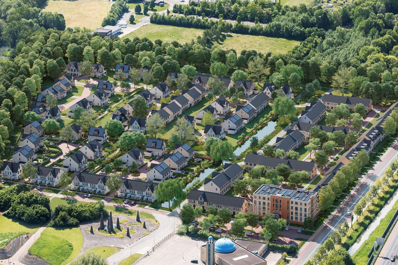 View photo 4 of Eengezinswoning (Bouwnr. 21)