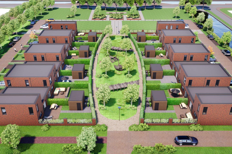 Bekijk foto 4 van Geschakelde woning (Bouwnr. 14)