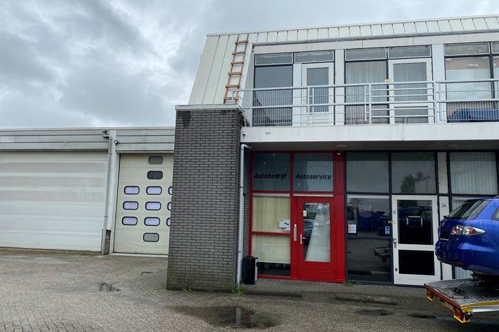 Bedrijvenweg 24, Leiderdorp