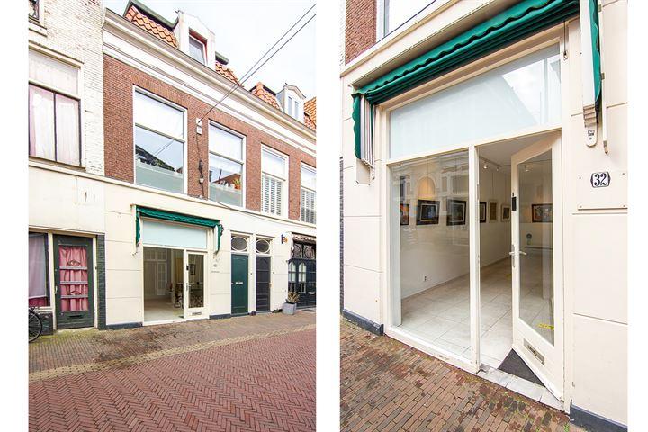 Schagchelstraat 32 zwart, Haarlem
