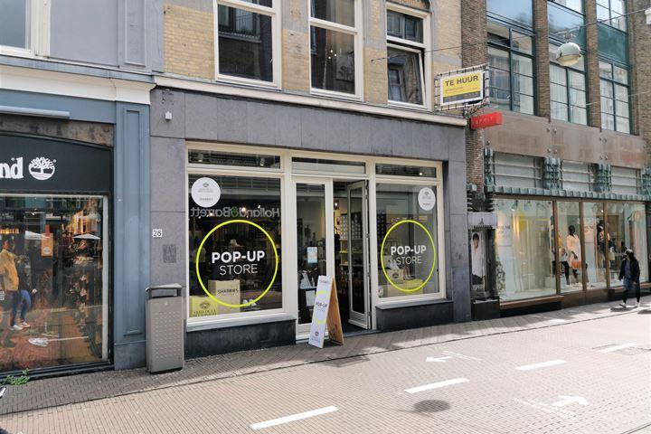 Venestraat 28, Den Haag