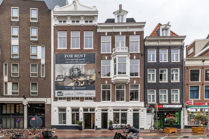 Spuistraat 1, Amsterdam