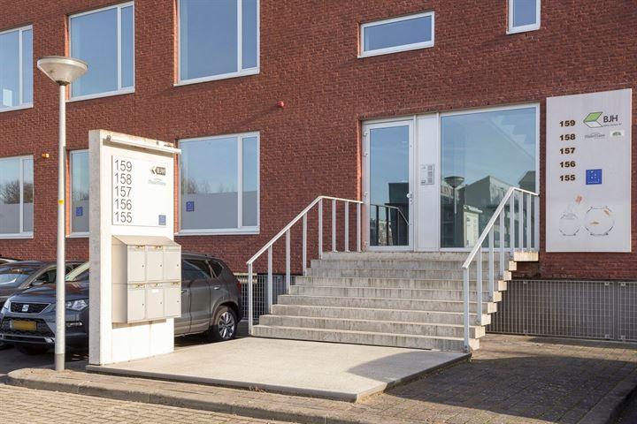Wisselweg 156, Almere