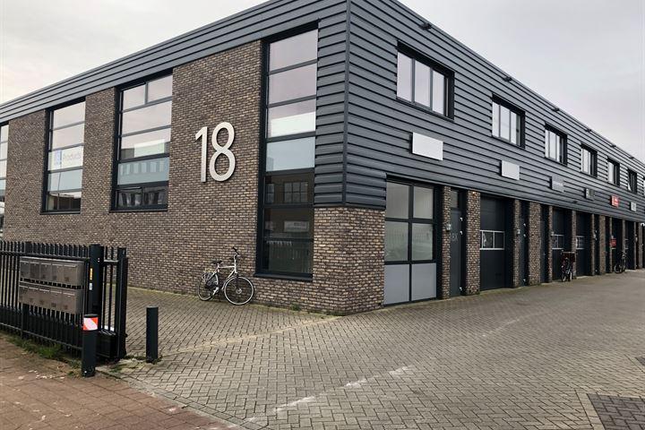 Ampèrestraat 18 x, Nijkerk