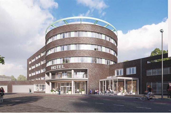 Jacob Obrechtlaan 3, Bergen op Zoom