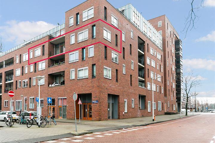 Cornelis van Vollenhovenstraat 6 A + PP