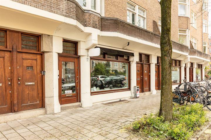 Cornelis Krusemanstraat 19 hs, Amsterdam