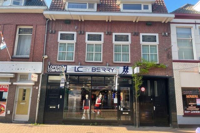 Haagdijk 251, Breda