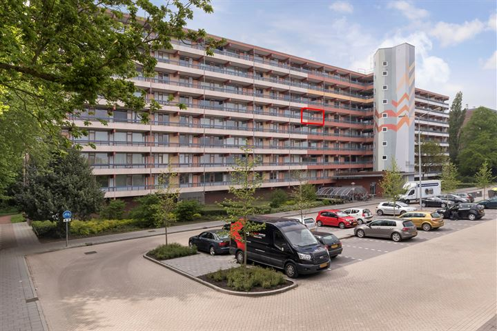 Van der Hagenstraat 535 A