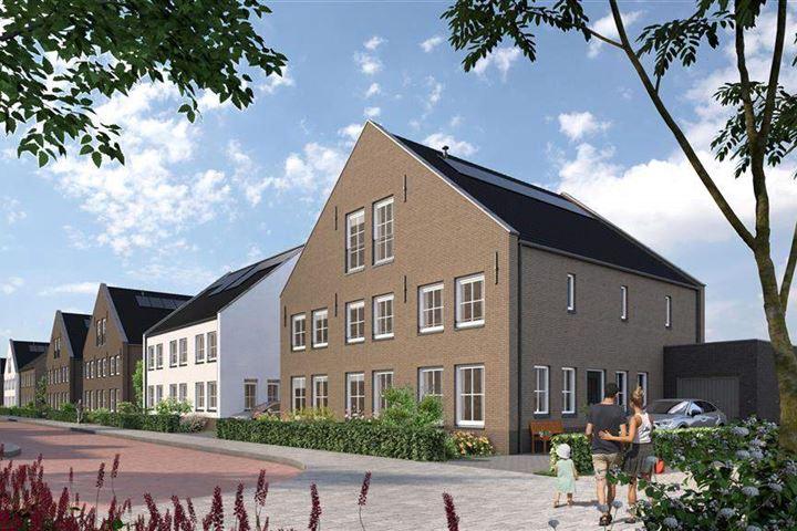 Riederwerf Nieuwe Maas- en dijkwoningen