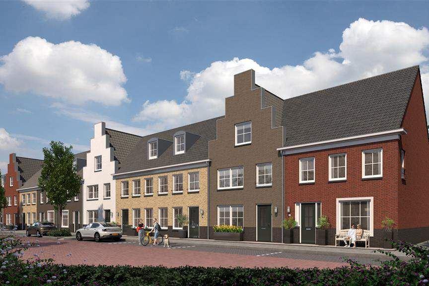 Bekijk foto 2 van Riederwerf Nieuwe Maas- en dijkwoningen (Bouwnr. 129)