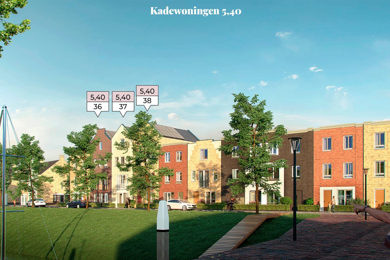 View photo 2 of Kadewoning 5,40 (Bouwnr. 37)