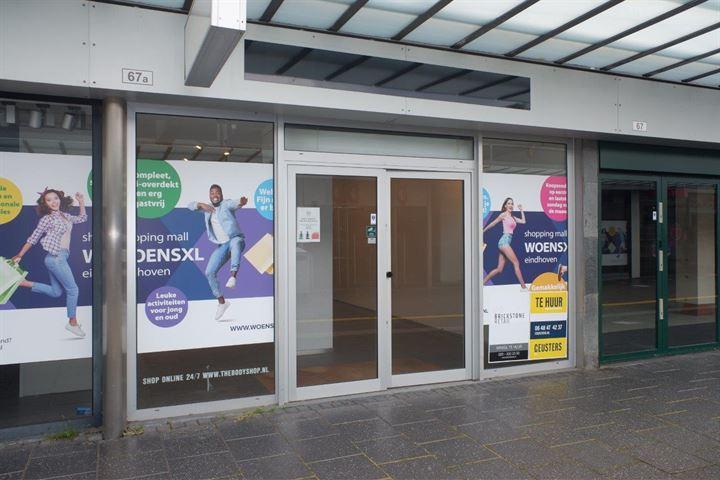 Winkelcentrum Woensel 67 A, Eindhoven
