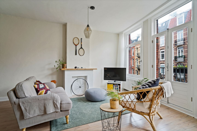 Bekijk foto 4 van Tweede Van der Helststraat 5 II