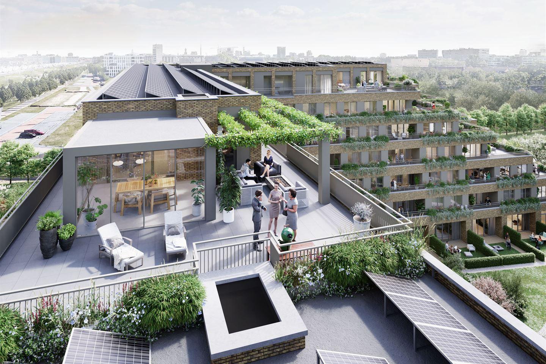 Bekijk foto 1 van Penthouse met serre bnr. 88