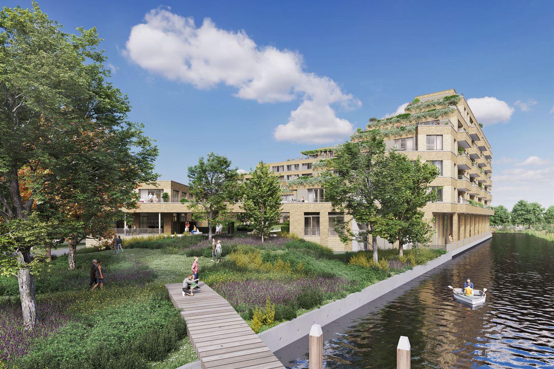 Bekijk foto 3 van Penthouse met serre bnr. 88