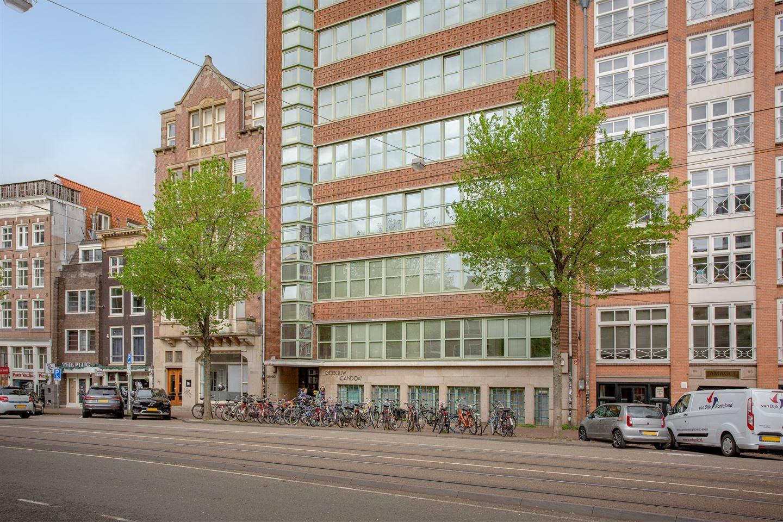 Bekijk foto 1 van Nieuwezijds Voorburgwal 120 VIII