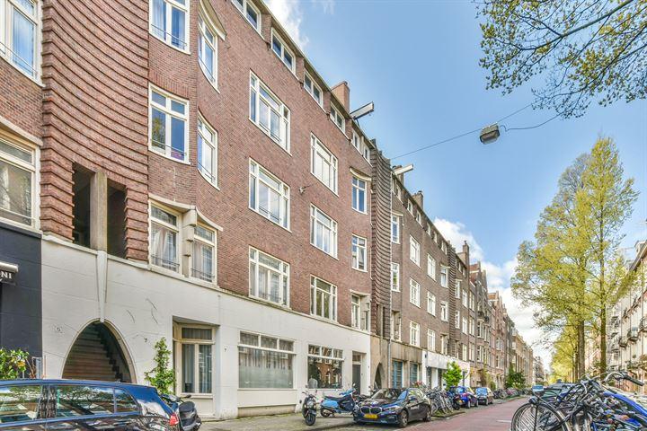 Tweede Helmersstraat 9 -IV