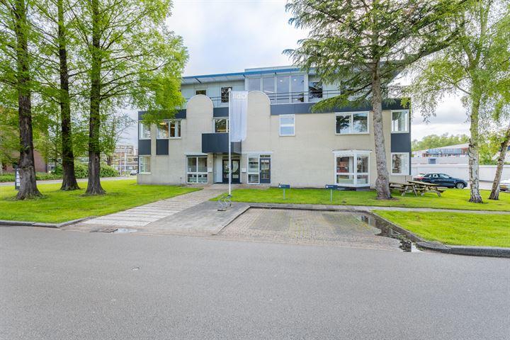 Sylviuslaan 2, Groningen