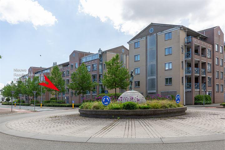 Nieuwe Raadhuisstraat 4
