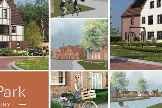 Tudorpark - Canterbury (Bouwnr. 834)