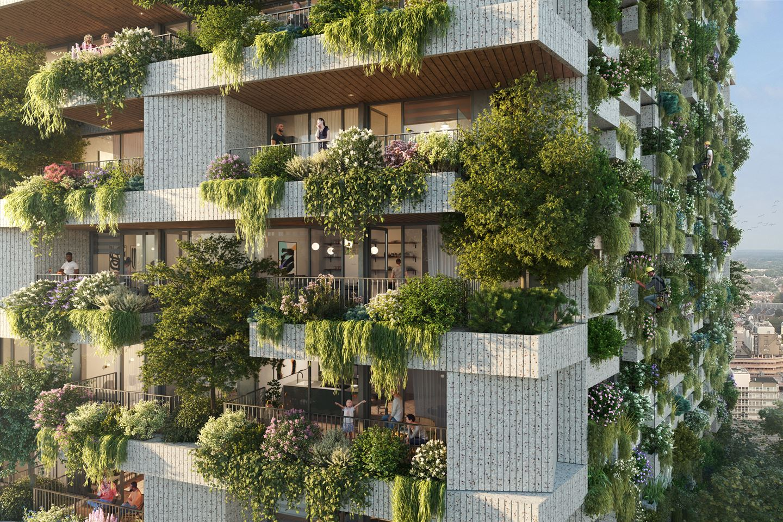 Bekijk foto 2 van Wonderwoods - Appartementen 02.16.05