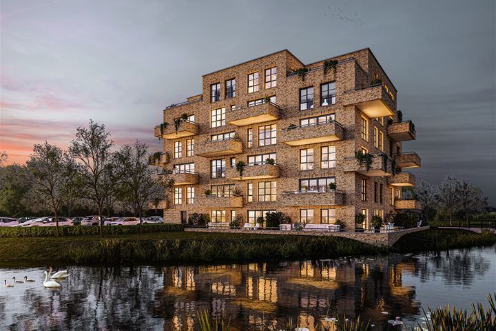 5.24 type Hoogveen Penthouse 5e verdieping