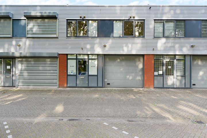 Bakkenzuigerstraat 18, Almere