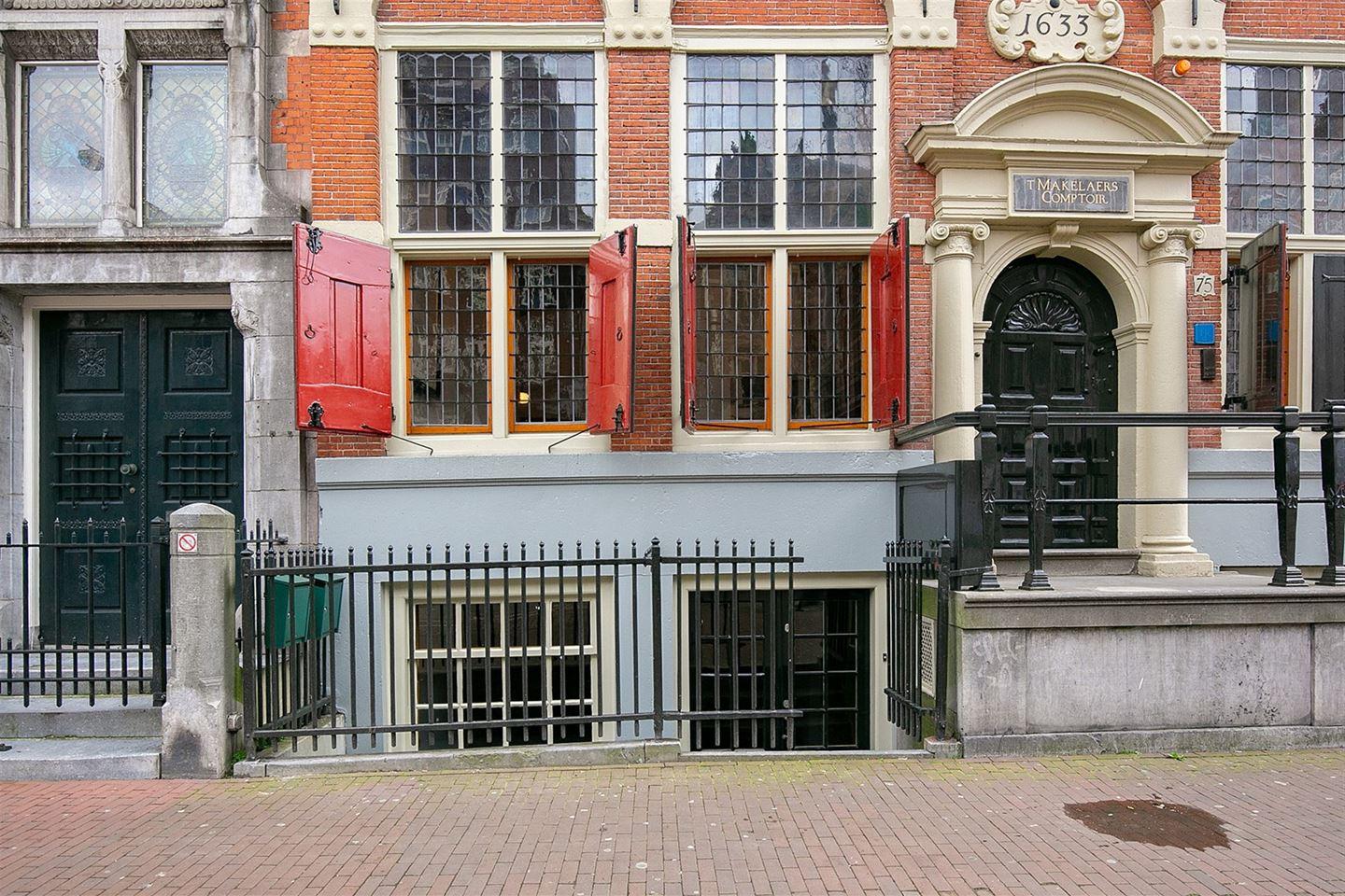 Bekijk foto 2 van Nieuwezijds Voorburgwal 75 -sout