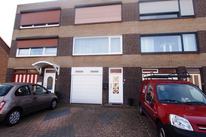 Mauritsstraat 8