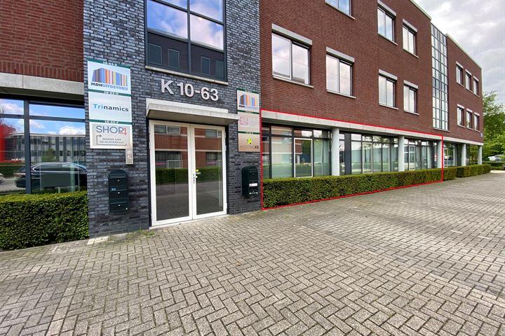 Kerkenbos 1063 G, Nijmegen