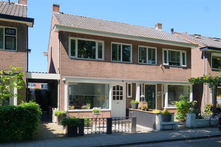 Groen van Prinstererstraat 28
