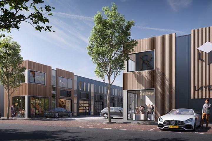 Izaak Enschedeweg 44, Haarlem