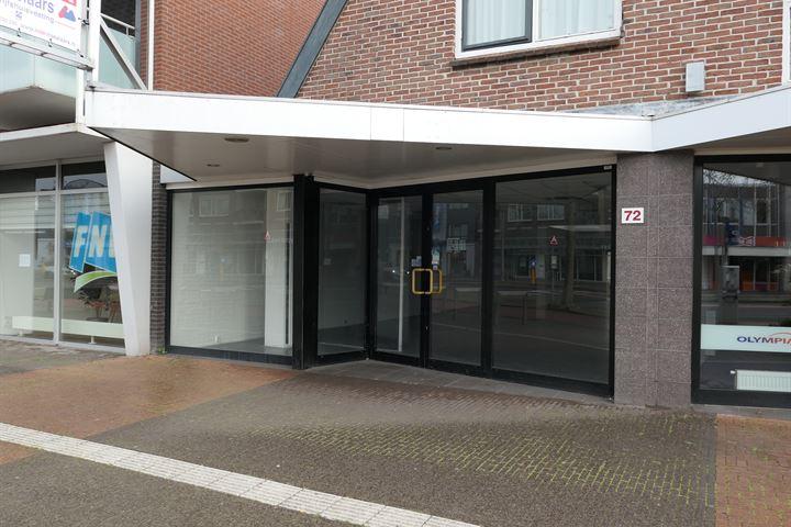 Schutstraat 72, Hoogeveen