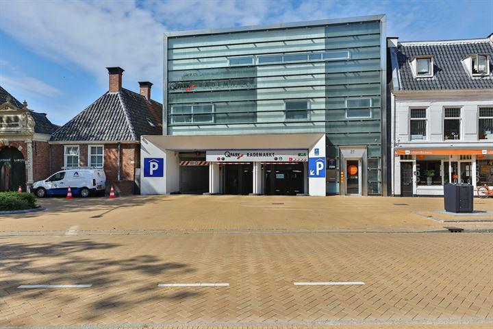 Rademarkt 25, Groningen