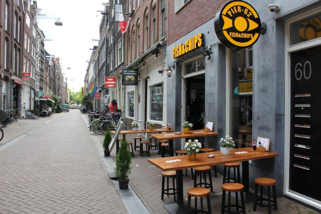 Bekijk foto 2 van Korte Leidsedwarsstraat 62