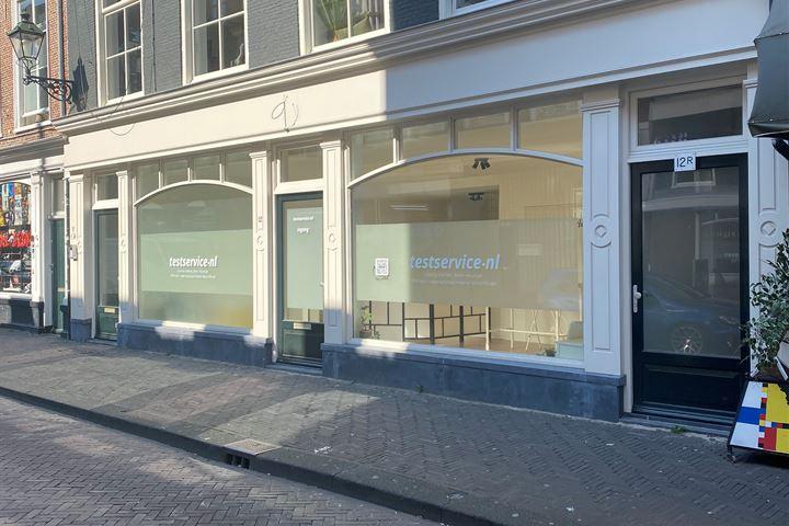 Boekhorststraat 12, Den Haag