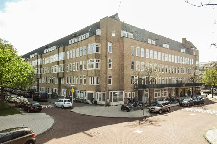 Merwedeplein 51, Amsterdam