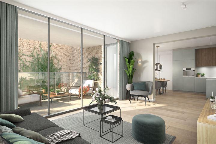 201 | Appartement | type B01a | Walkwartier (Bouwnr. 201)