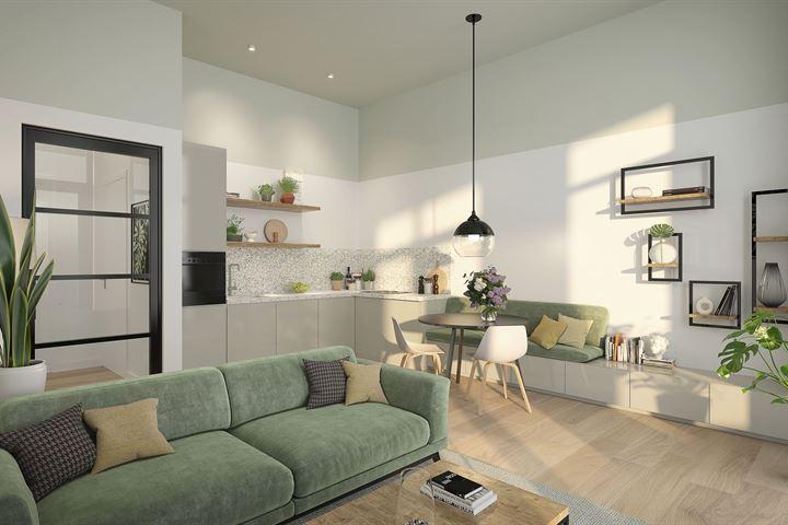 202   Appartement   type B02   Walkwartier (Bouwnr. 202)