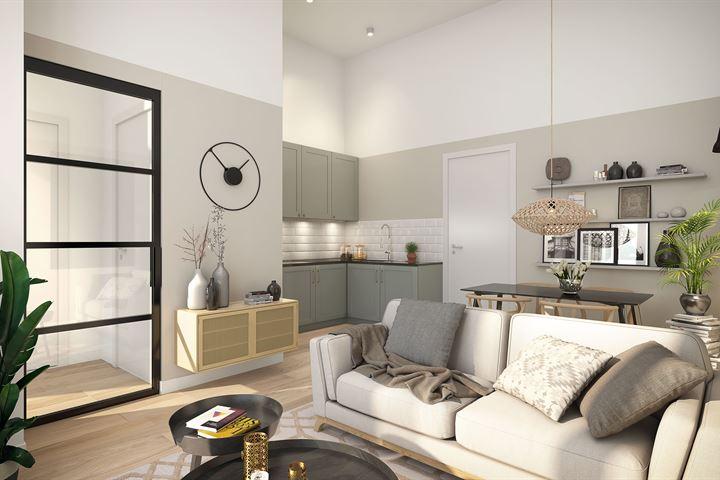 203   Appartement   type B03   Walkwartier (Bouwnr. 203)